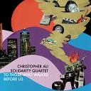 Christopher Ali Solidarity Quartet - 3 Degrees