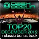 Dash Berlin Top 20 December 2012