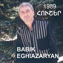 Babik Eghiazaryan - Khabar Berek Im Yaric