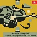 Czech Radio Symphony Orchestra V clav Jir ek - Don Quijote Celebration in Toboso
