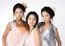 корейские девушки - миллион алых роз на корейском