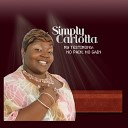 Simply Carlotta - You Are