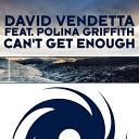 David Vendetta feat Polina Griffith - Can 039 t Get Enough The House Rejects Remix