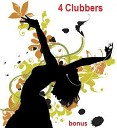 4 Clubbers - The Golden 10 Feat Nature One Inc