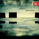 Ludmila Peterkov Smetana Trio Jan P len ek Jitka echov - Clarinet Trio in A Minor Op 114 I Allegro