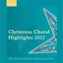 The Oxford Choir - Away in a manger SATB