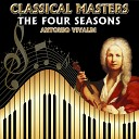 Antonio Vivaldi - Four Seasons Winter Concerto No 4 in F major