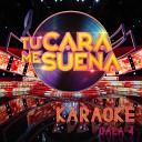Ten Productions - 1 1 2 Enamorados Karaoke Version