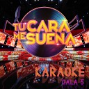 Ten Productions - What About Us Karaoke Version