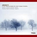 Andr s Alberto G mez - Prelude In D Minor MB 4