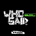 Nicole Moudaber - Who Said I m White Original Mix