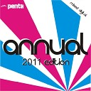 The Annual 2011 Edition - Mixed By Andy Ochoa
