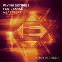 Flying Decibels feat. Tanae [drivemusic.me] - Heartbeat