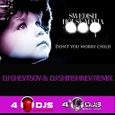 Swedish House Mafia feat Dj Dimm - Don t You Worry Child Rmx Club