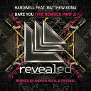 Dare You Remixes Part 2 by Tritonal & Andrew Rayel