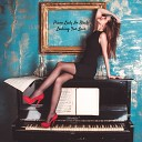 Piano Lady In Black - Dense Clouds
