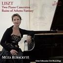 Lithuanian National Symphony Orchestra Stefan Lano M za Rubackyt - Piano Concerto No 1 in E Flat Major S 124 II Quasi adagio
