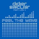 Didier Sinclair Feat Lidy V - Feel The Wave