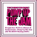 Музыка В Машину 2019 - Freejak, Perfecto Allstarz, Technotronic - Pump Up The Jam  (DJ KIRILLICH Edit)