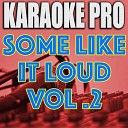 Karaoke Pro - When The Party's Over (Originally Performed by Billie Eilish) (Karaoke Version)