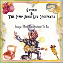 Stymie the Pimp Jones Luv Orchestra - Spankalogical Protocol