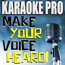 Karaoke Pro - Love Someone (Originally Performed by Lukas Graham) (Karaoke Version)