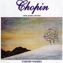 Tamami Honma - Nocturne in D Flat Major Op 27 No 2