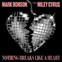 Mark Ronson feat. Miley Cyrus - Nothing Breaks Like A Heart (Q o d e s Remix)