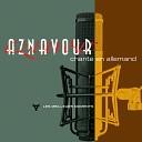 Charles Aznavour chante en allemand - Les meilleurs moments (Rem...