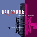 Charles Aznavour chante en anglais - Les meilleurs moments