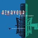 Charles Aznavour chante en italien- Les meilleurs moments (Remas...