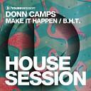 DONN CAMPS - Make It Happen Radio Edit