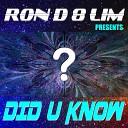 Ron D 8 Lim - Hu 1 Ea Mix