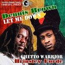 Dennis Brown - Let Me Down Curtis Lynch Remix