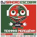 DJ Sandro Escobar - Sexy Girl Radio edit