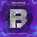 Reece Low, Will Sparks, Jacob Lee - Delusion Feat. Jacob Lee (Original Mix)