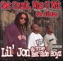 Get Crunk, Who U Wit Da Album