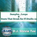 D J Stevie Tee - Watch Me Bling