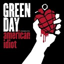 Green Day - St Jimmy Live