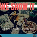 Lil Cheat Code feat Warhol SS Royal Mike G - We Show It