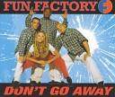 Зарубежные хиты 90 х - Fun factory Don t go away
