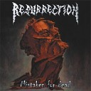 Resurrection - War Machine Kiss Cover