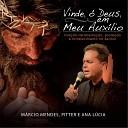 Marcio Mendes feat Pitter Ana L cia - Ora o de Prote o Sobre a Casa e a Fam lia Louva a Deus Ao Vivo feat Pitter Ana L cia