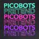 Picobots - Hourglass