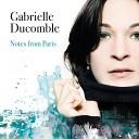 Gabrielle Ducomble - Je ne regrette rien