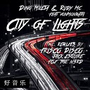 Dino Mileta Rudy Mc Feat Vonmonrath - City Of Lights Frisco Disco Remix