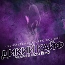 ЧИСТЫЙ КАЙФ - Дикий кайф M Laime Frost Radio Remix