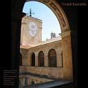 Vivaldi Ensemble feat Julius Frederick Rinaldi - Concerto for Violin Strings and Continuo in F Major No 3 Op 8 RV 293 L Autunno Autumn III Allegro