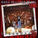 Greg Billings Band - Heart of the Matter Live