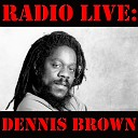 Dennis Brown - Milk and Honey Live
